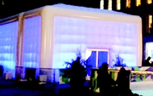 Custom Inflatable Structures - NY USA