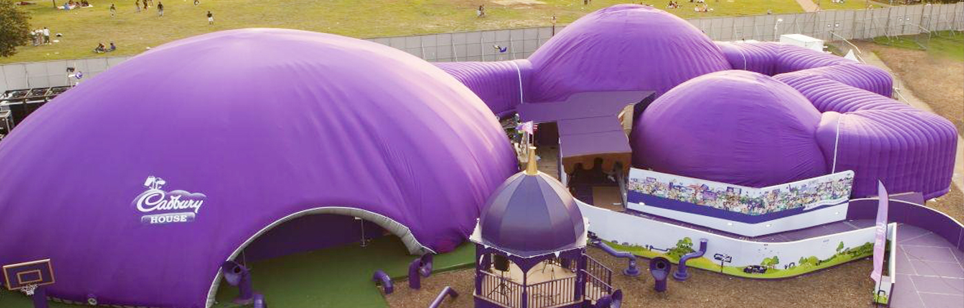 Custom Inflatable Structure - NY USA