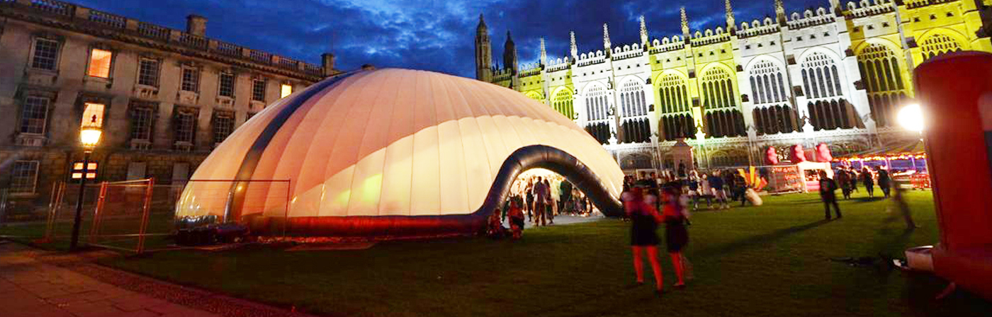 24m Inflatable Dome - NY USA