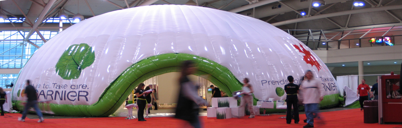 Inflatable Pod - NY USA
