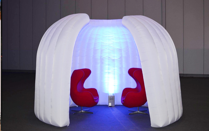 Inflatable Offices Inspire Inflatable Structures Long