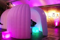 Inflatable Office