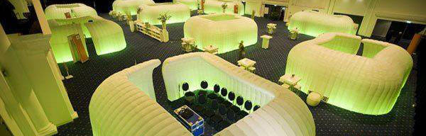 Inflatable Office - NY USA