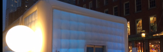 Doors for Inflatable Structure - NY USA